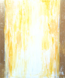 A Study for the column of light